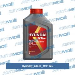 Фото товара Масло моторное XTeer Gasoline Ultra Protection SN 5W-40 1л Hyundai XTeer 1011126